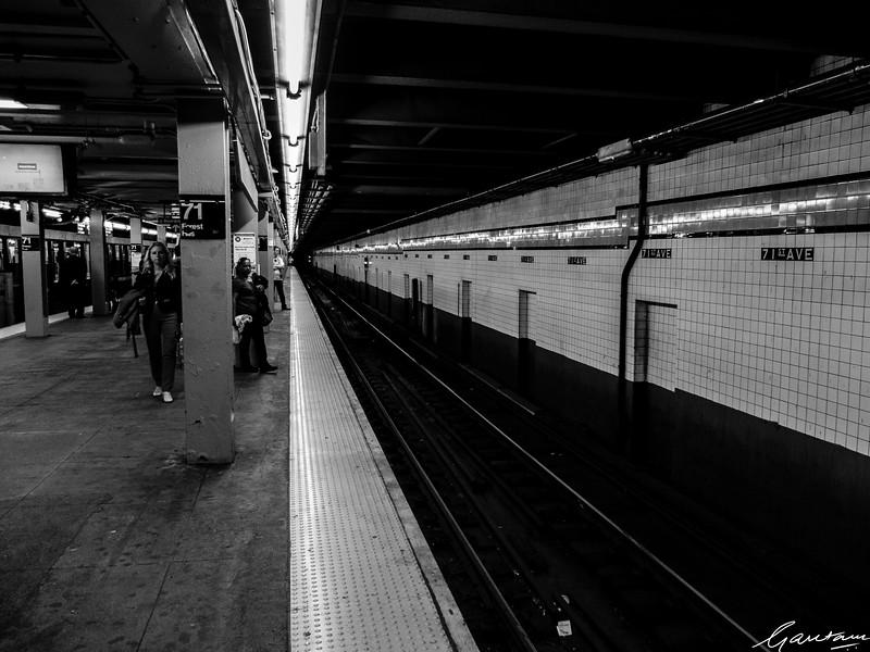 Forest Hills subway