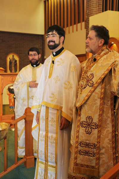Ordination to Priesthood of Fr. Timothy Cook