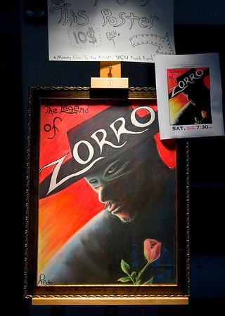 Jen Starshine Theater: Zorro 2006