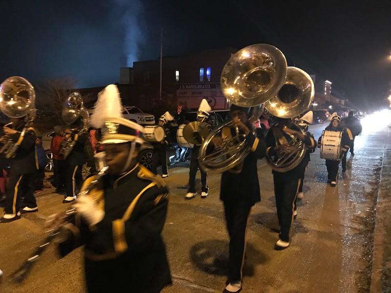 5736 Rosa Fort High School Band Como.JPG