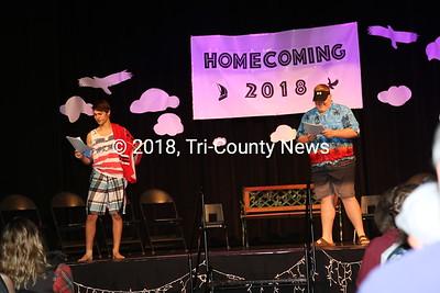 EVW Homecoming 2018