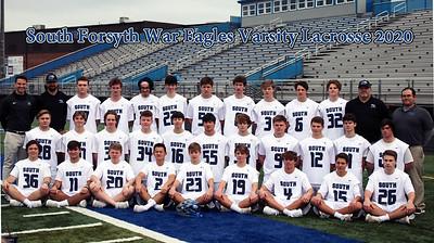 SF Boys Varsity Lacrosse 2020