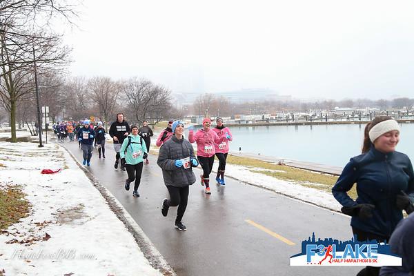 Half Marathon Mile 1 Part 7