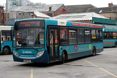 15. 58 Reg Buses around the UK