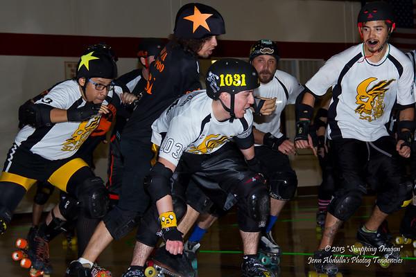 Phx Rattleskates vs El Paso Deadbolts 3-2-2013