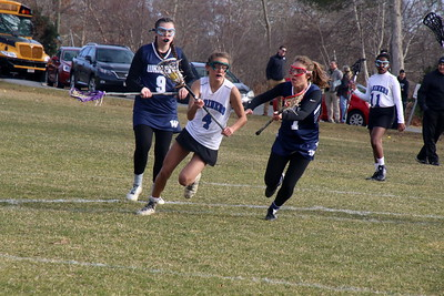 Girls' Lacrosse vs Nantucket 🥍 2019