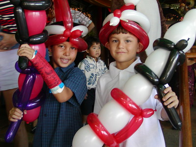 2003 Keiki Christmas Party & Decorations 12-6-2003