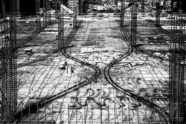 May 21 - Symmetry - The rebaring of a parking lot.jpg