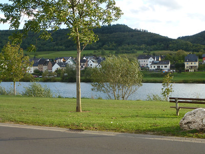 Kinheim on Moselle