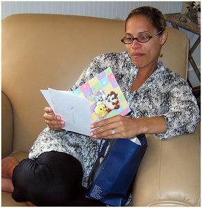 Yvette's Baby Shower, 2006