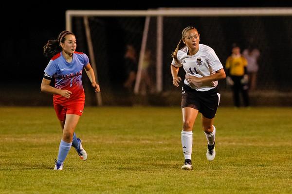 2017-09-16 Girls Soccer vs Lakeland