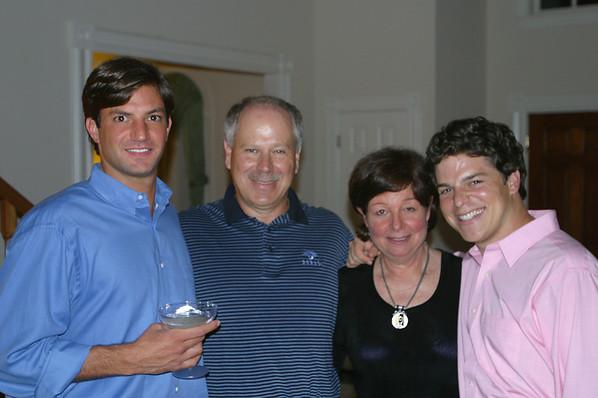 Dori's Party for Kristen & David - Thursday July 10th, 2003