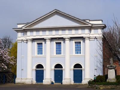 Abingdon (13 Churches)