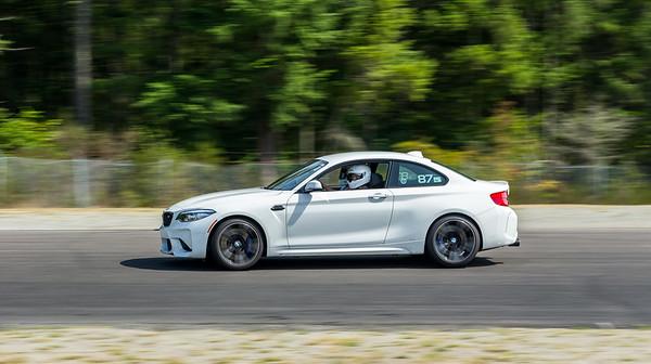 BMW CCA Puget Sound Region Track Day 8/23/19