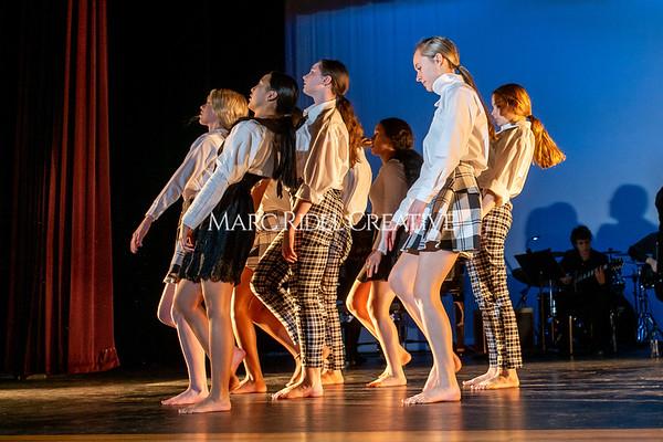 Broughton dance fusion dance rehearsal. November 15, 2019. D4S_0735