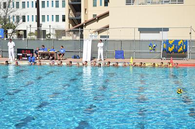 University of California Berkeley vs Santa Barbara 11/5/11. Final score 8 to 7. Cal vs UCSB. Photos by Allen Lorentzen.