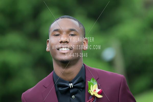 Don & Friends Edwardsville High School Prom 2017
