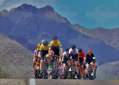 2018 Tucson Bicycle Classic Circuit Race