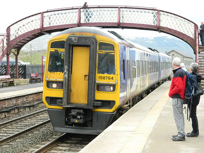 Northern Rail Class 158