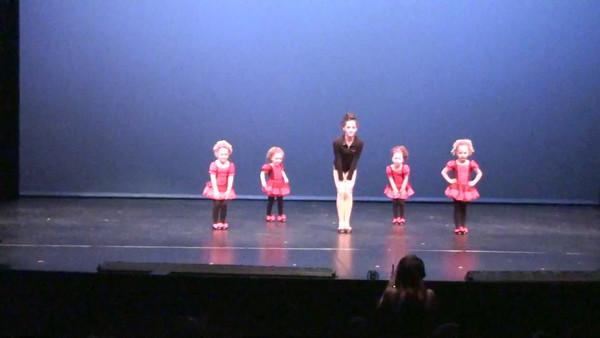 Dance Recital June 2016