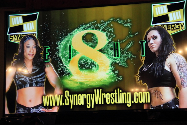 2019-01-26: Synergy 8: Jazz vs. Maria Manic @ Hillsborough, NJ