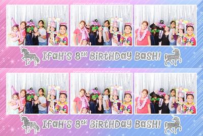 Ifa's 8th Birthday