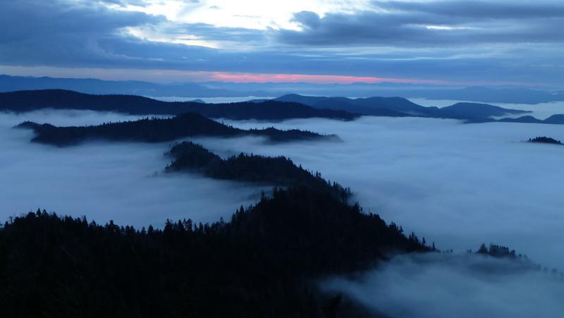 2012-10-26/10-28 Mt. LeConte, Smoky Mountain National Park