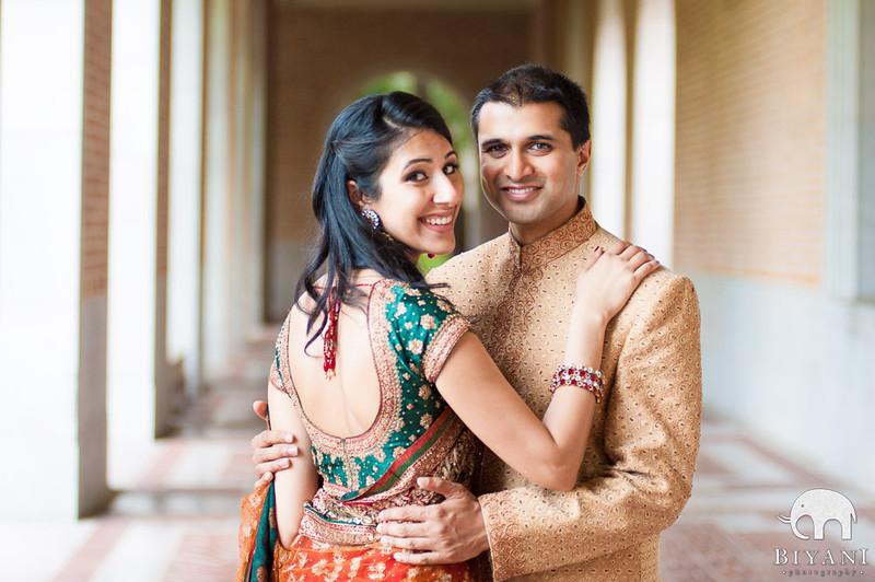 Bani & Ravin - Engagement Shoot