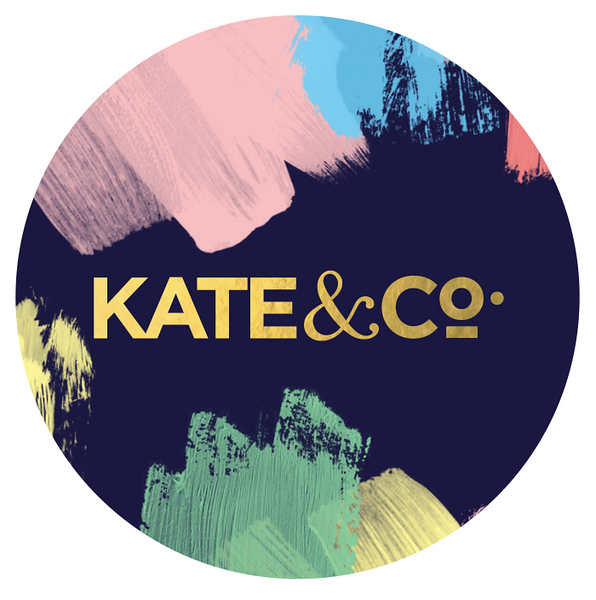 Kate & Co PR logo