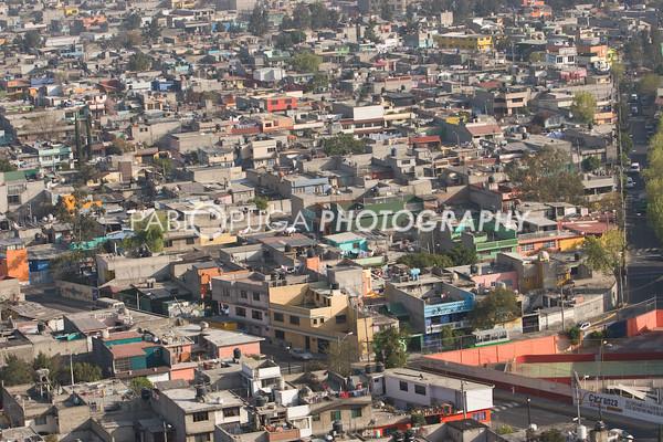 Fotos aereas de la ciudad de México