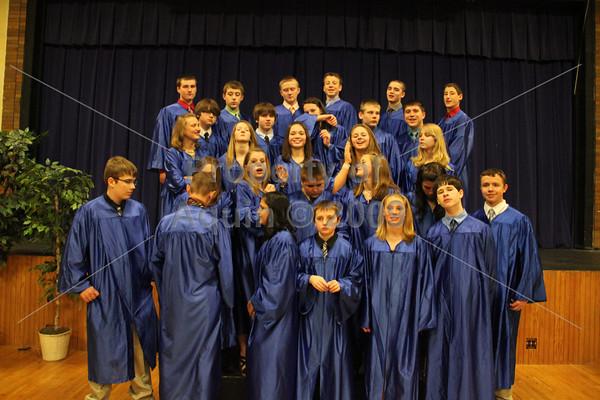 8th grade graduation . 5.27.11