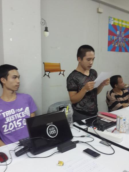 2015 Thai Internship January
