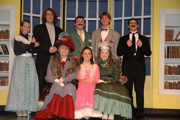 2008 The Importance of Being Earnest