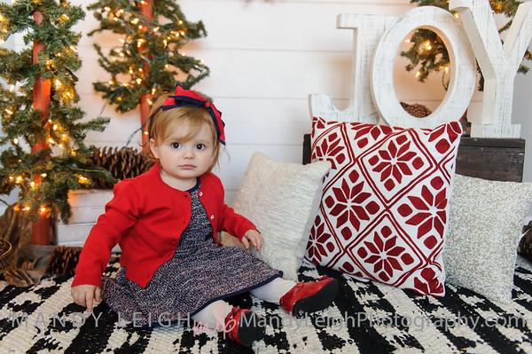 Linnley Grace 1 Year