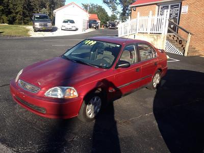 1998 Honda Civic 4 door