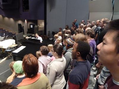 Eric Whitacre at Michigan Tech
