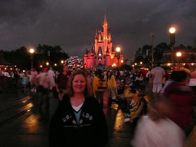 Disneyworld Jan 2008