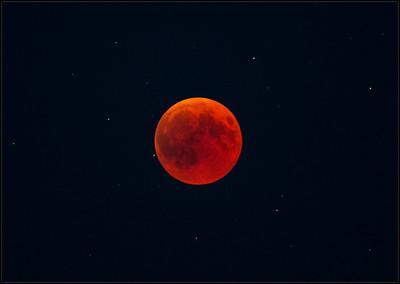 Lunar Eclipse 27.7.2018