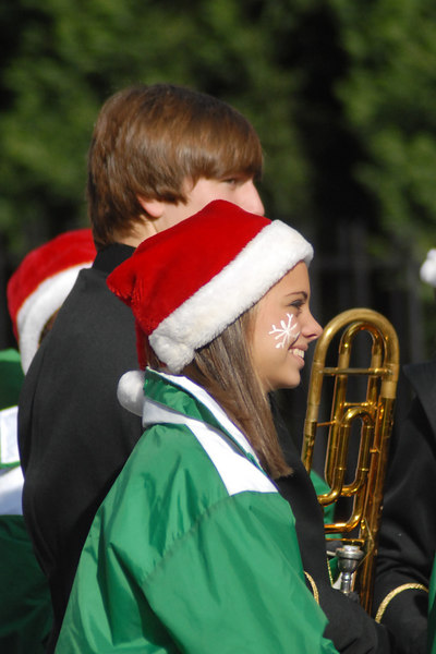 2006-11-18: Raleigh Christmas Parade