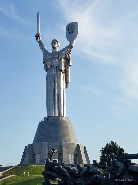11 Kyiv, Motherland Monument.jpg