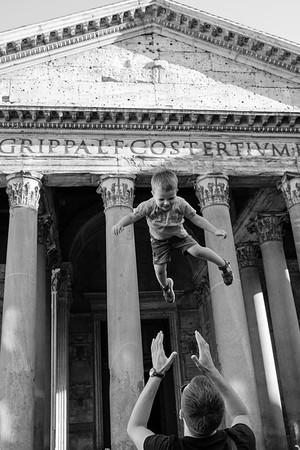 Rome - Street Hunt