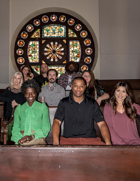 2016 Cover Shoot at The Steeple