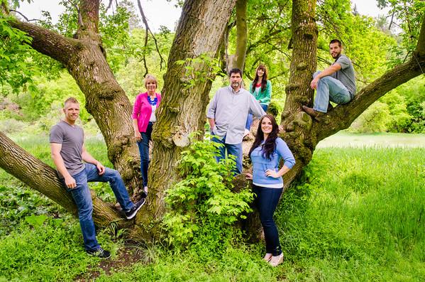 Olson Clan 2015
