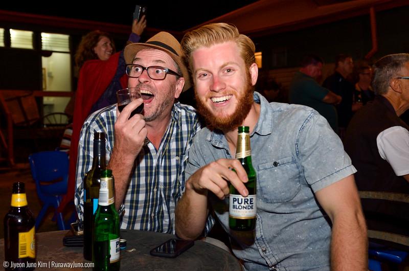 Trailblazers at Windorah Star bush pub