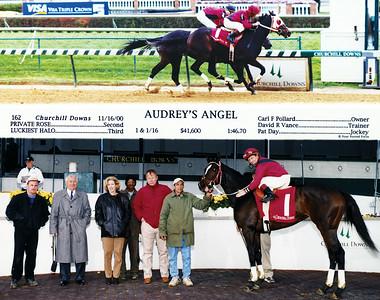 AUDREY'S ANGEL - 11/16/2000