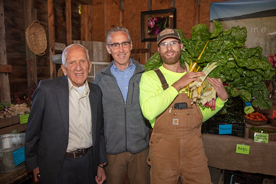 WEB SIZE 100519 Ethos Farm Days featuring Dr. T. Colin Campbell