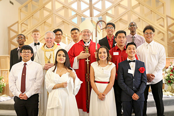 Confirmation 2019