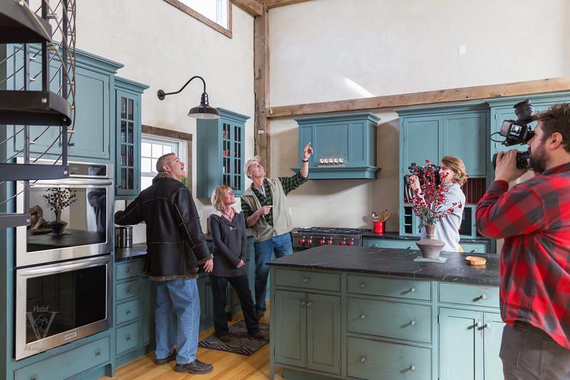 TV Show Production Barn Restoration