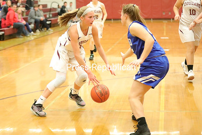 Girls Basketball — Northeastern Clinton vs. Peru