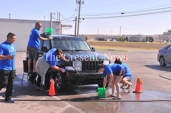 07-13-19 NEW Dream Center car wash